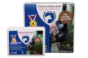 TSM International - Calcium Bolus Gold Melkvee